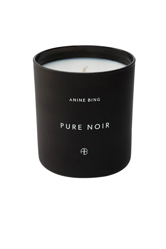 Anine Bing Pure Noir Candle from The New Trend
