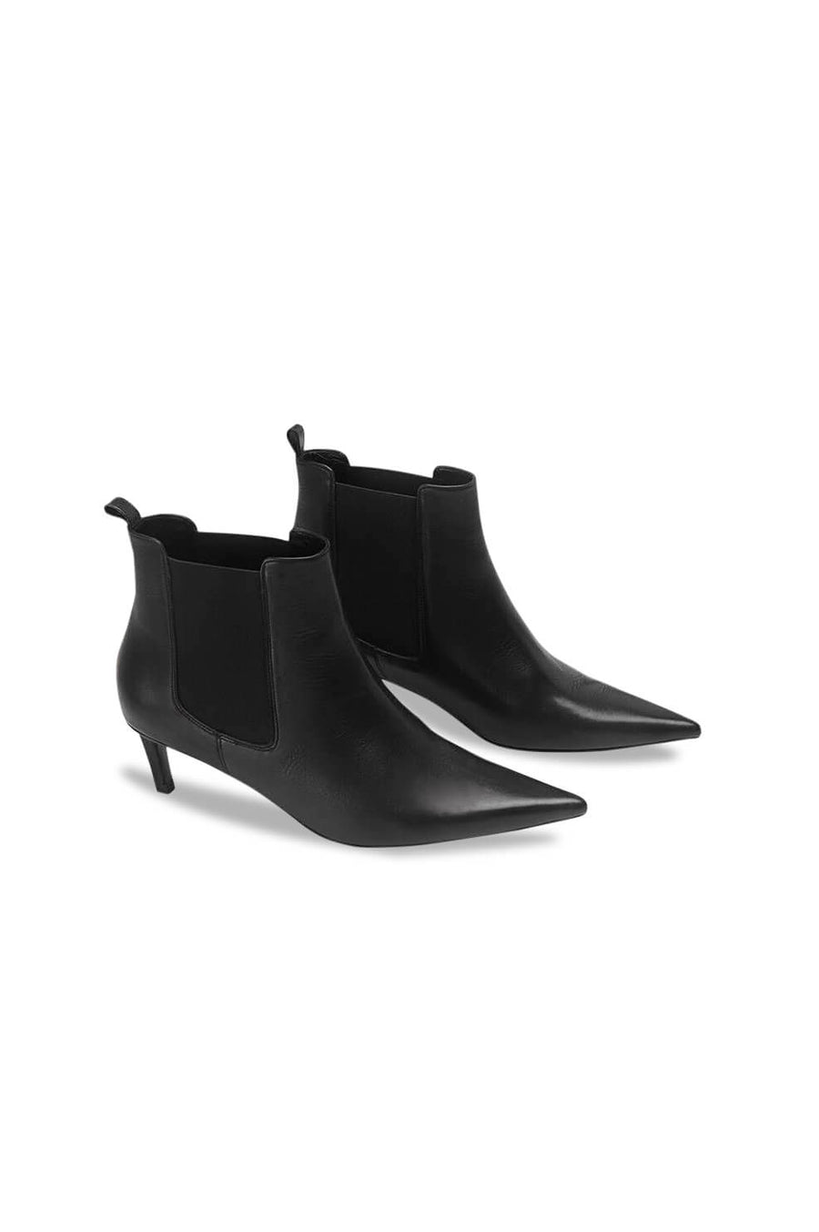 Anine Bing Stevie Boot in Black from The New Trend