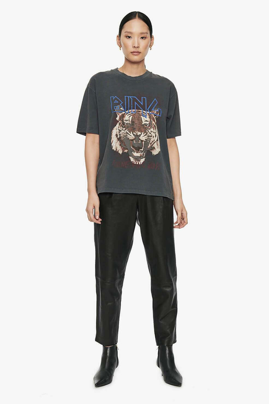 Anine Bing Tiger T-Shirt from The New Trend