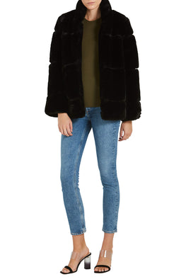 Apparis Sophie Coat from The New Trend