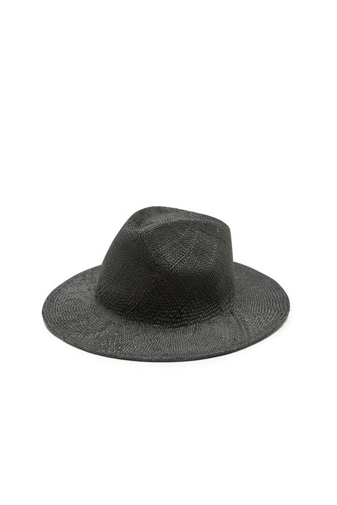 Avenue Chloe Fedora in Black from The New Trend