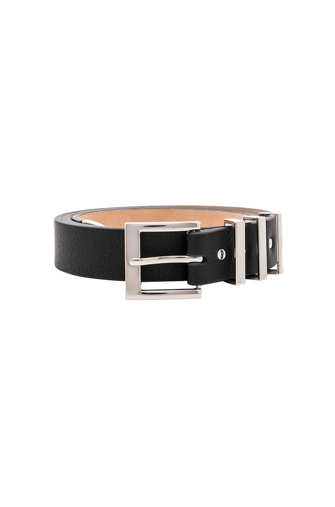B-Low The Belt Richie Black  Leather Belt from The New Trend