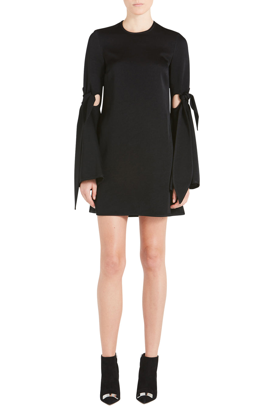 THELMA MINI TIE SLEEVE DRESS