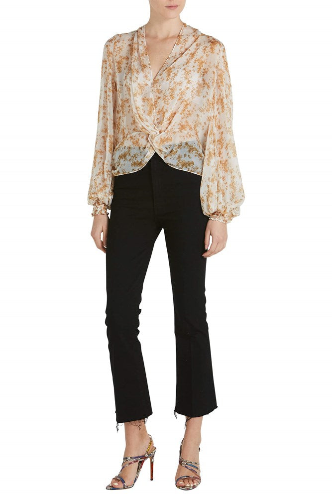 Caroline Constas Bette Blouse from The New Trend