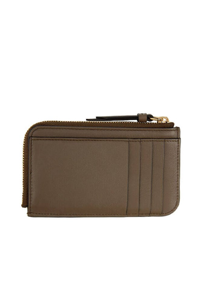 Chloé C Small Purse in Army Green Croc from The New Trend