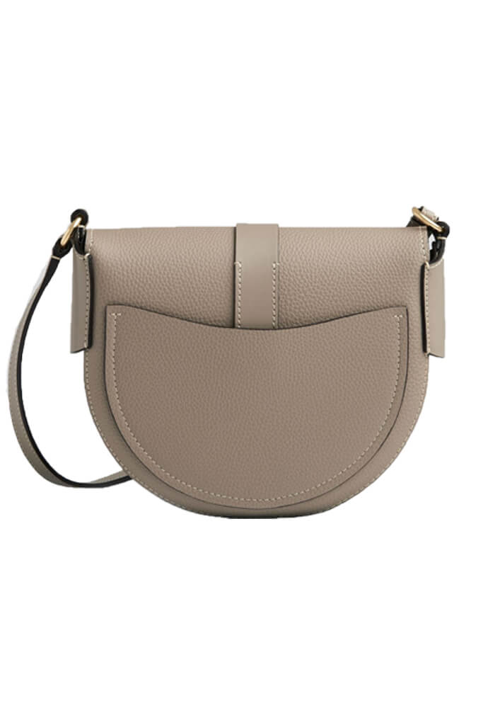 Chloe Darryl Cross Body Bag in Motty Grey at The New Trend