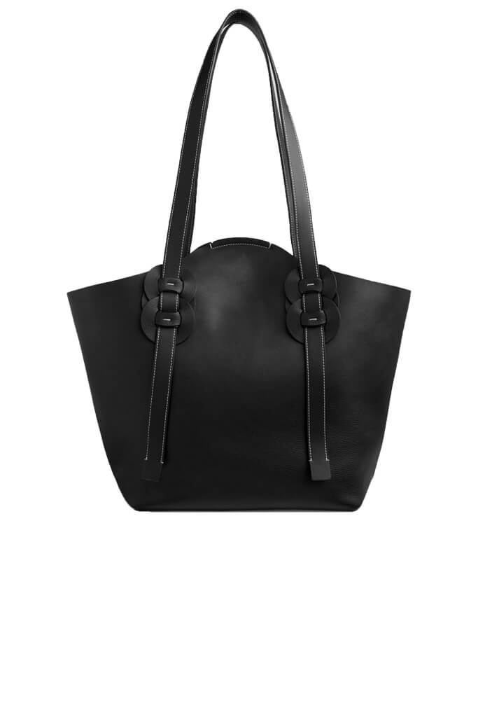 Chloe Darryl Tote Back in Black from The New Trend