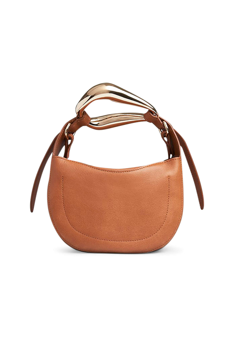 Chloe Kiss Small Bag in Arizona Brown from The New Trend