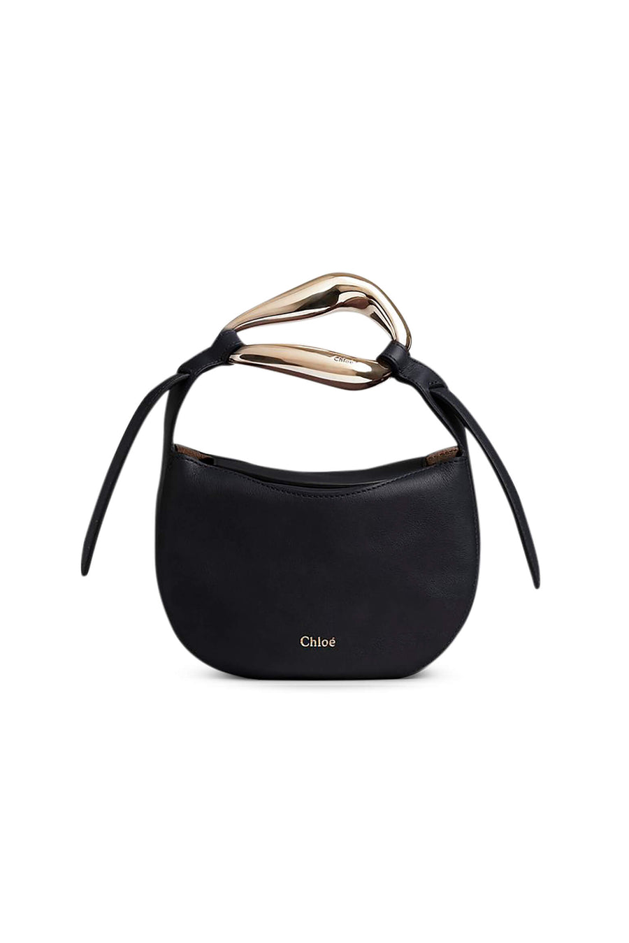 Chloe Kiss Small Bag in Full Blue from The New Trend