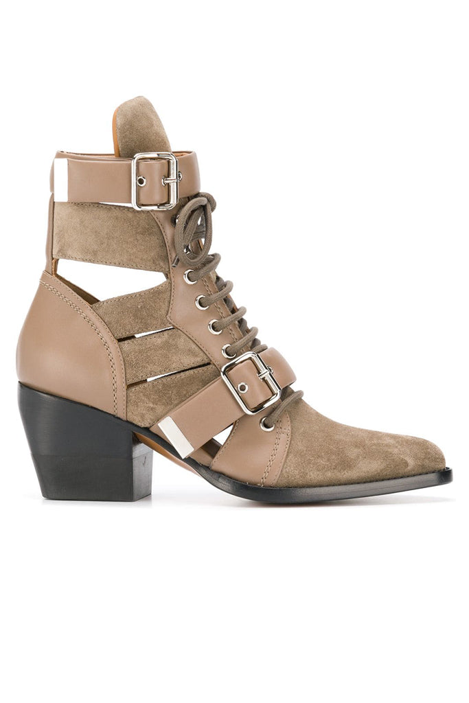 Chloe Rylee Ankle Boots from The New Trend