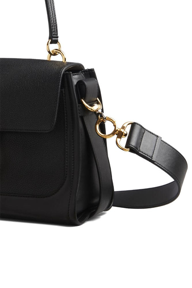 Chloe Tess Day Bag Small in Black from The New Trend