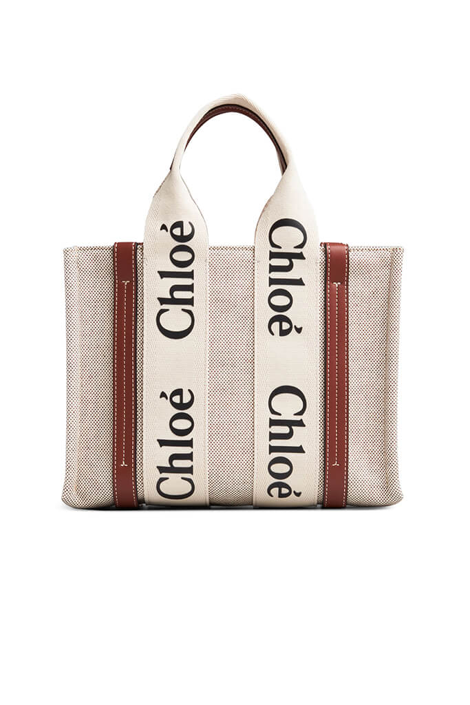 Chloe Small Woody Tote from The New Trend