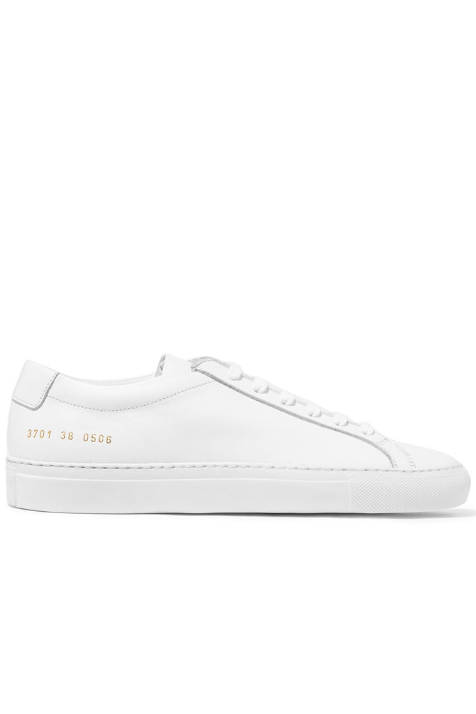 Woman By Common Projects Original Achilles Low in White from The New Trend