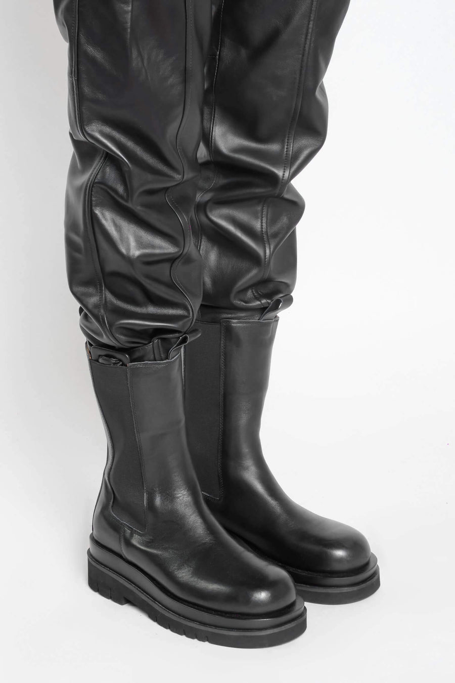 Ducie London Kendall Short Boot in Black from The New Trend