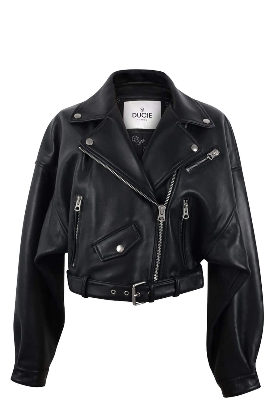 TANYA LEATHER JACKET