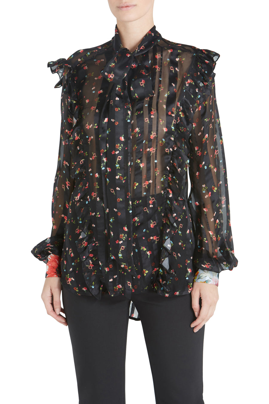 BILLY BLOUSE