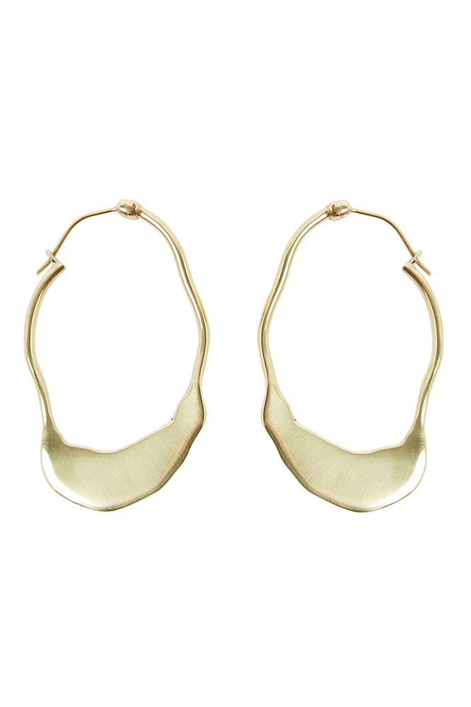 BACNO OUTLINE EARRINGS