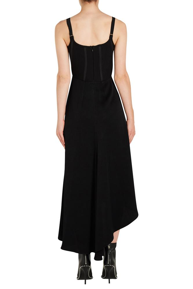 ARMOIRE CORSET SLIP DRESS