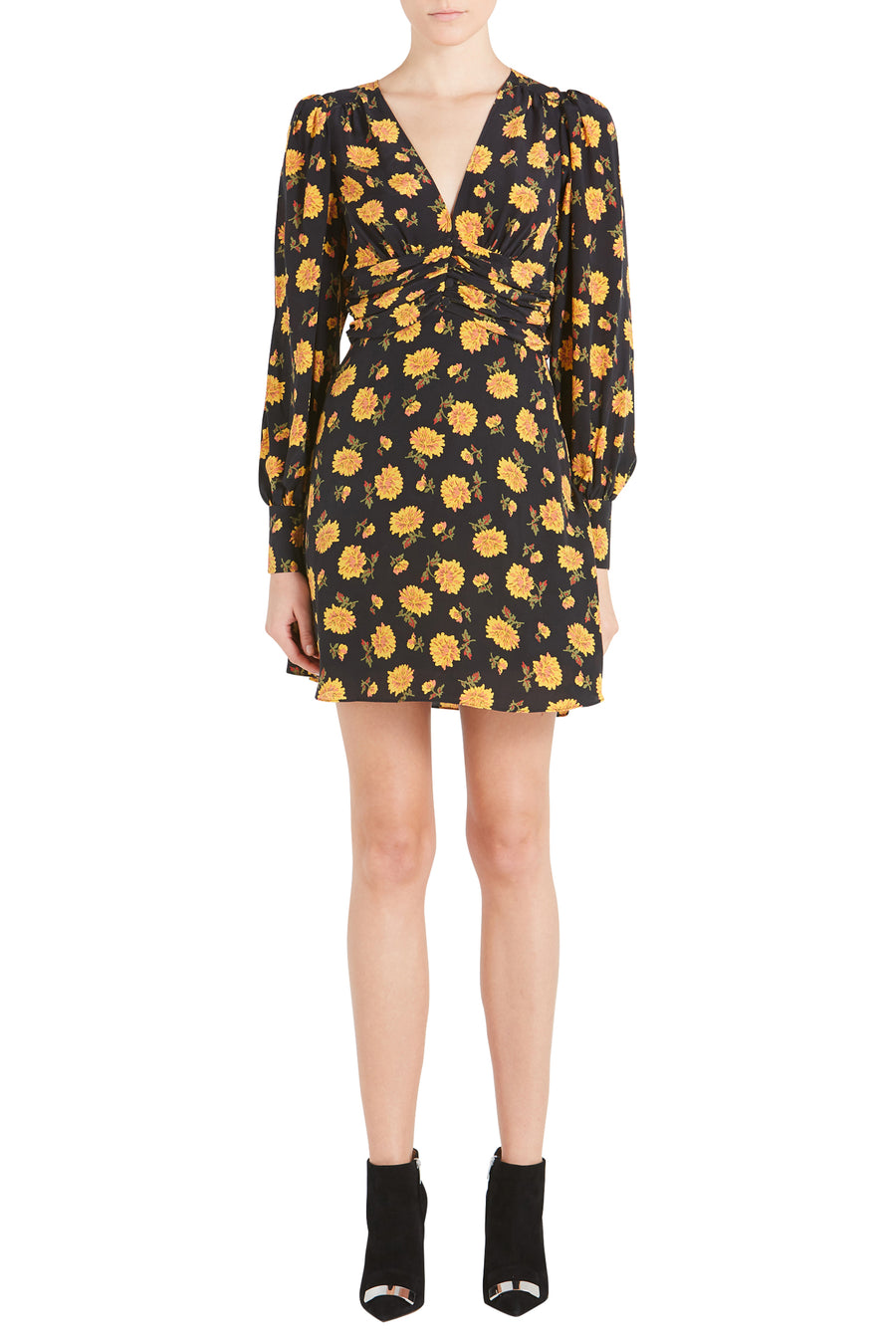 MARION PRINTED MINI DRESS