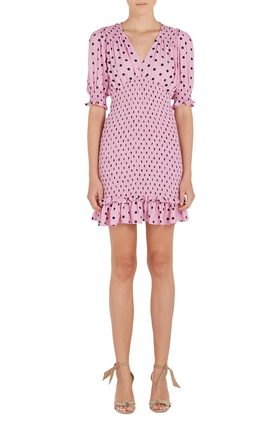 Faithfull The Brand Margherita Mini Dress from The New Trend