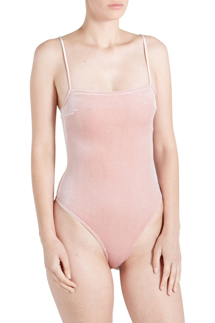 STRAIGHT NCK BODYSUIT