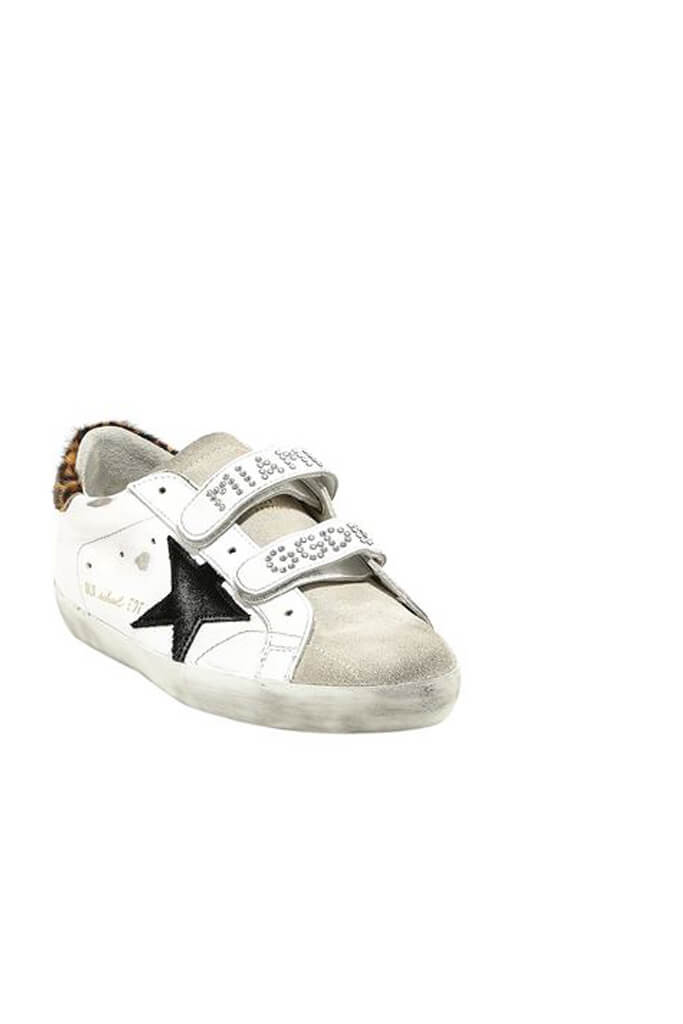 Golden Goose Old School Sneakers available at The New Trend