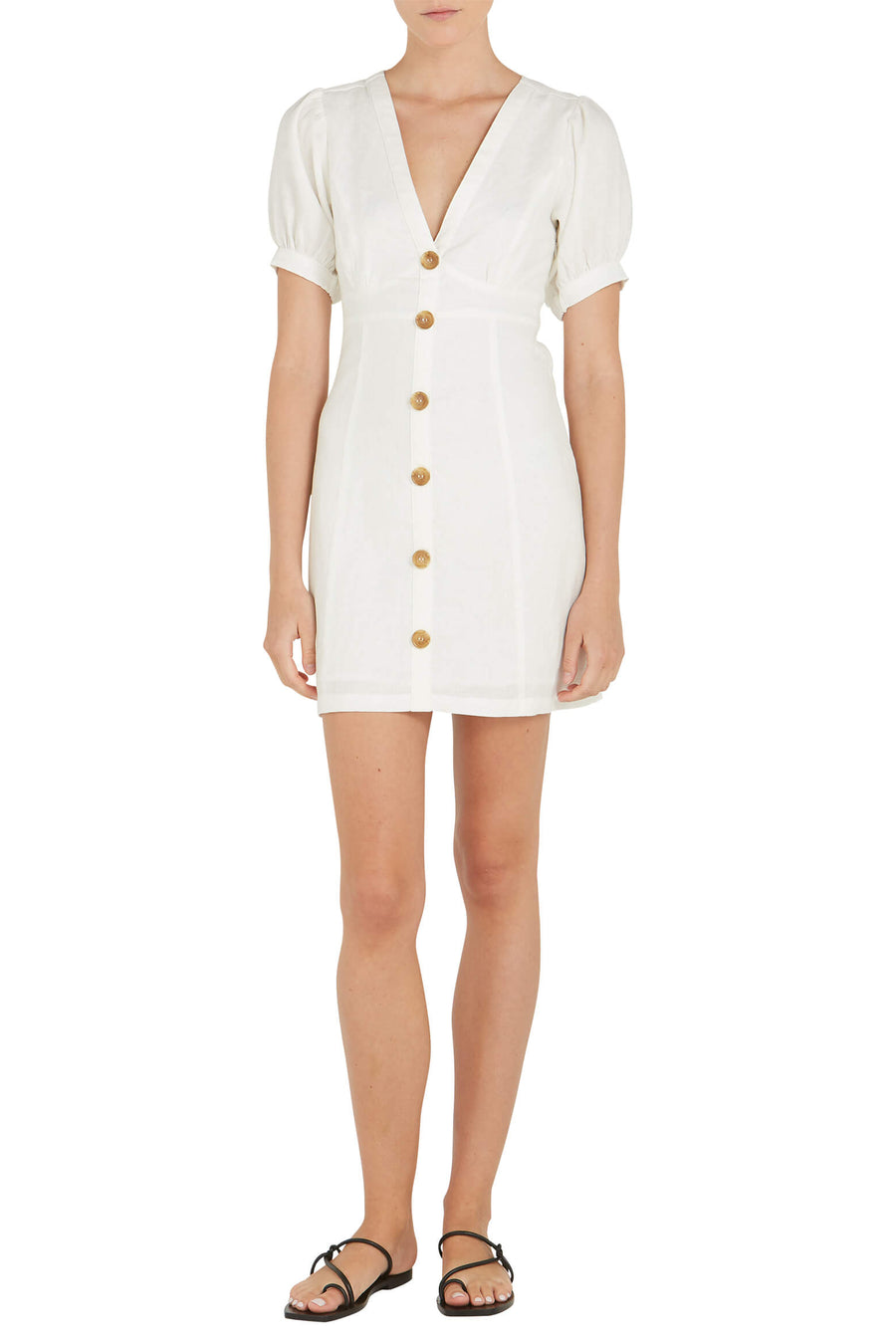 Hansen & Gretel Theodore Linen Dress from The New Trend