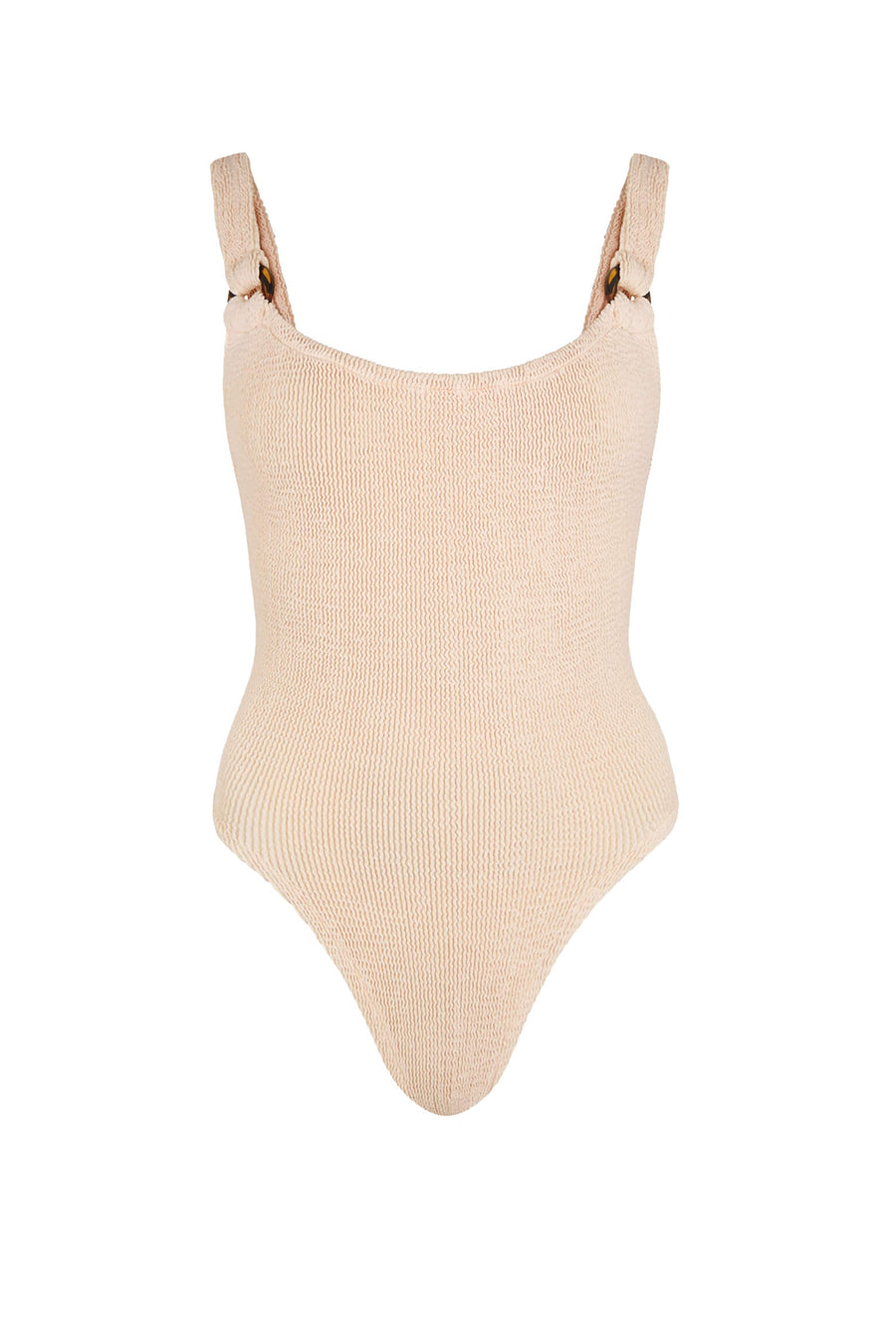 Hunza G Domino Swim in Nude from The New Trend