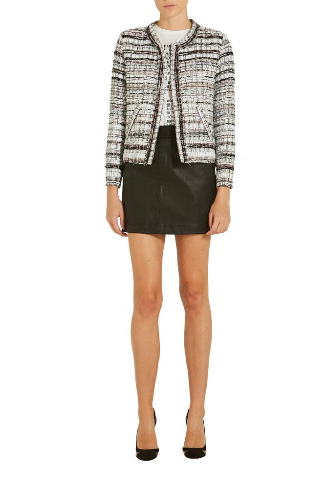 IRO Gunta Knit Multi Jacket from The New Trend