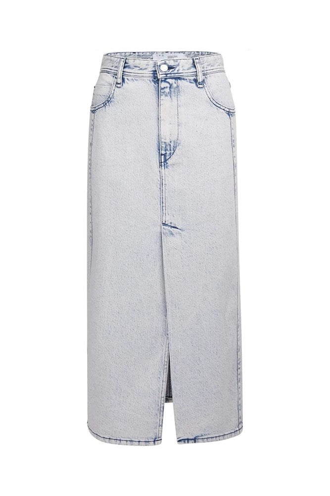 IRO Ulena Denim Skirt from The New Trend