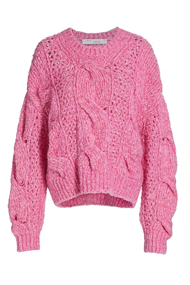 Iro Belaga Sweater in Light Pink from The New Trend