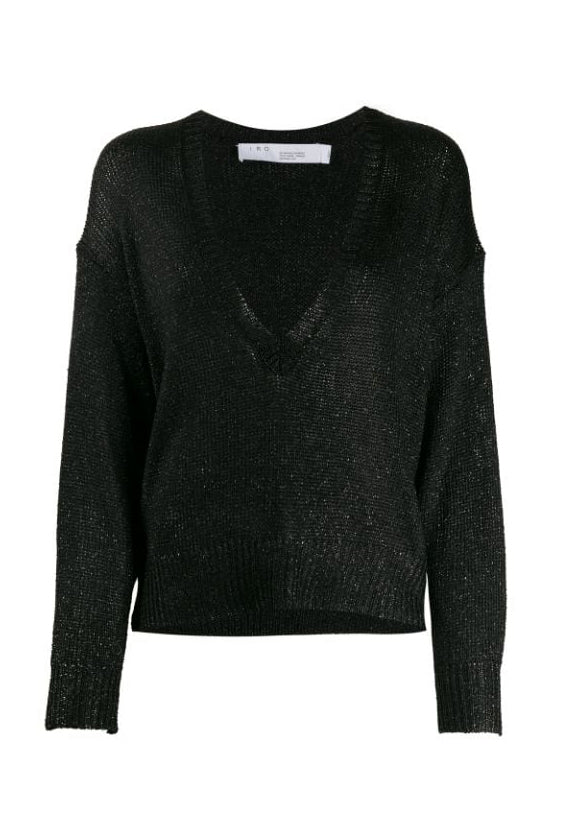 IRO Nanga V Neck Sweater from The New Trend