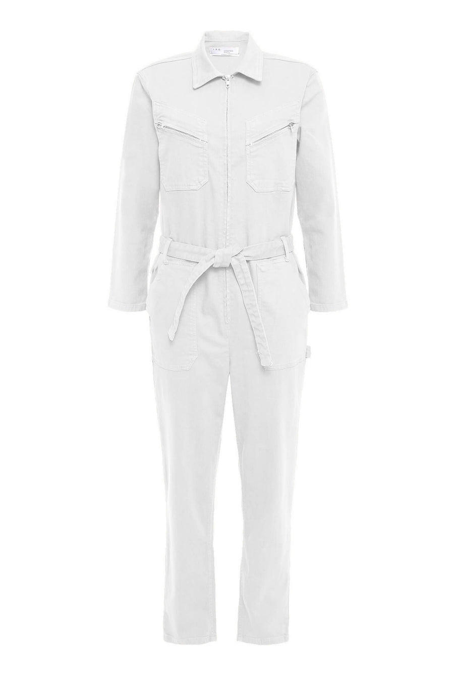Iro Toudi Jumpsuit in Off White from The New Trend