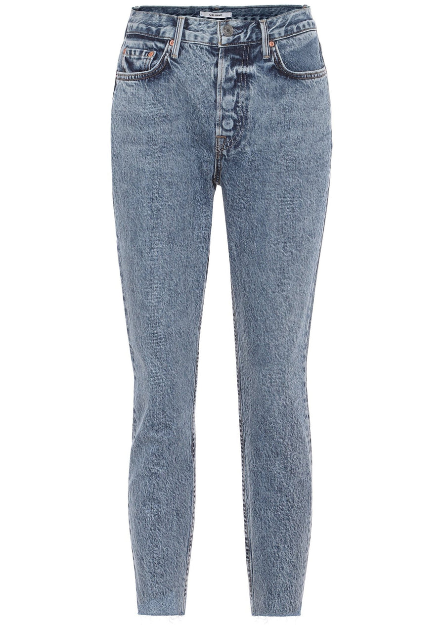 GRLFRND Karolina High Rise Skinny Jean in Piece of Mind from The New Trend