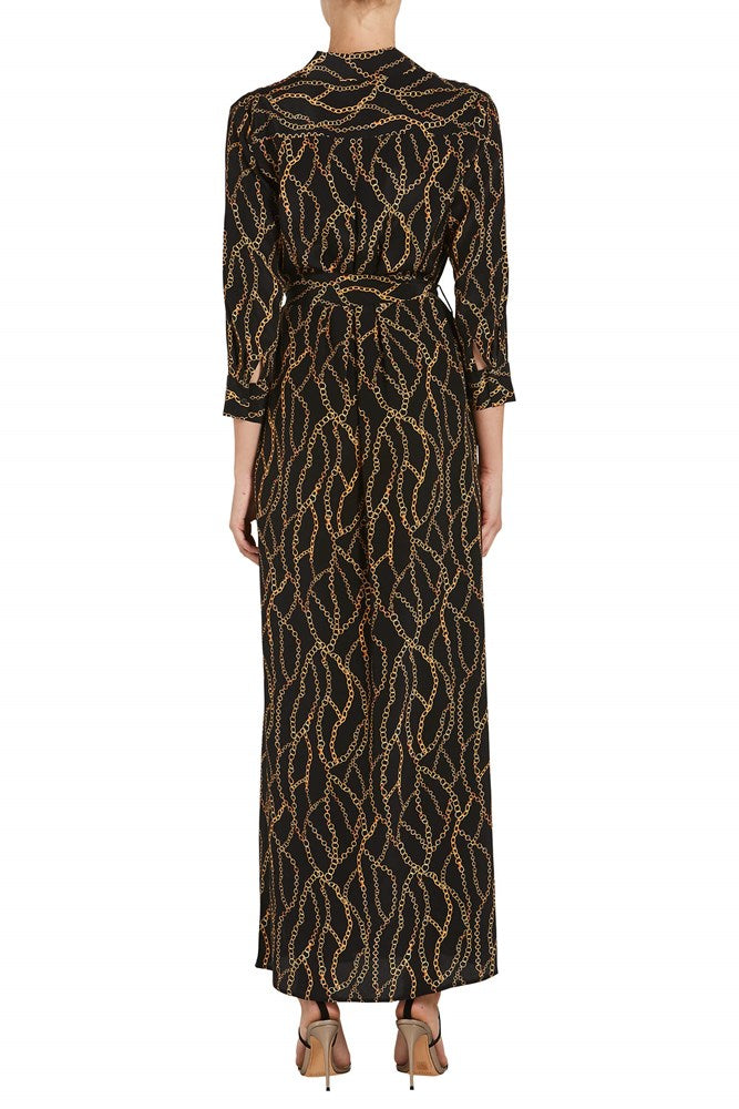 L'agence Cameron Long Shirt Dress from The New Trend