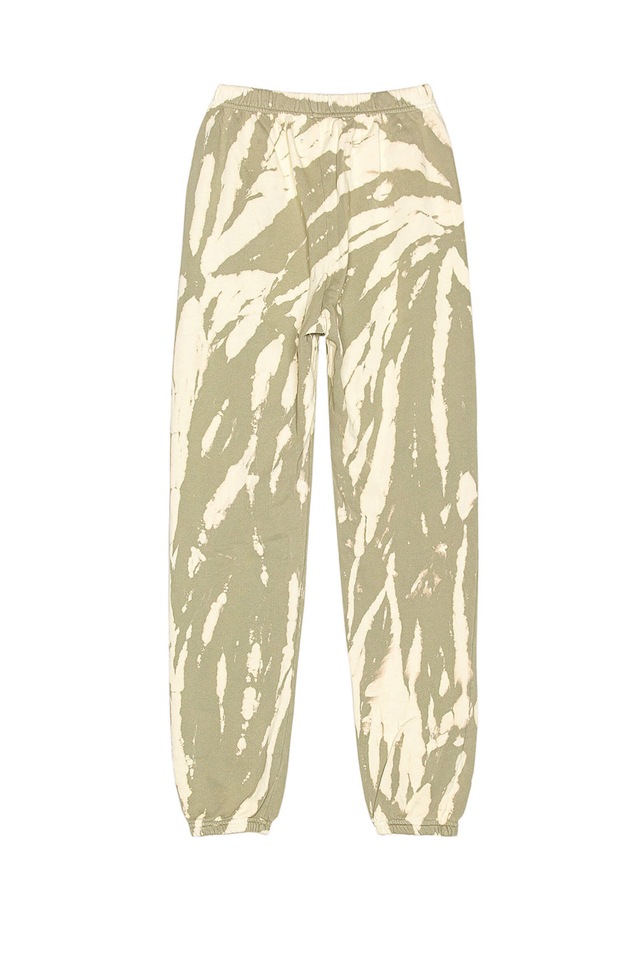Les Tien Classic Sweatpant in Sage Tie Dye from The New Trend