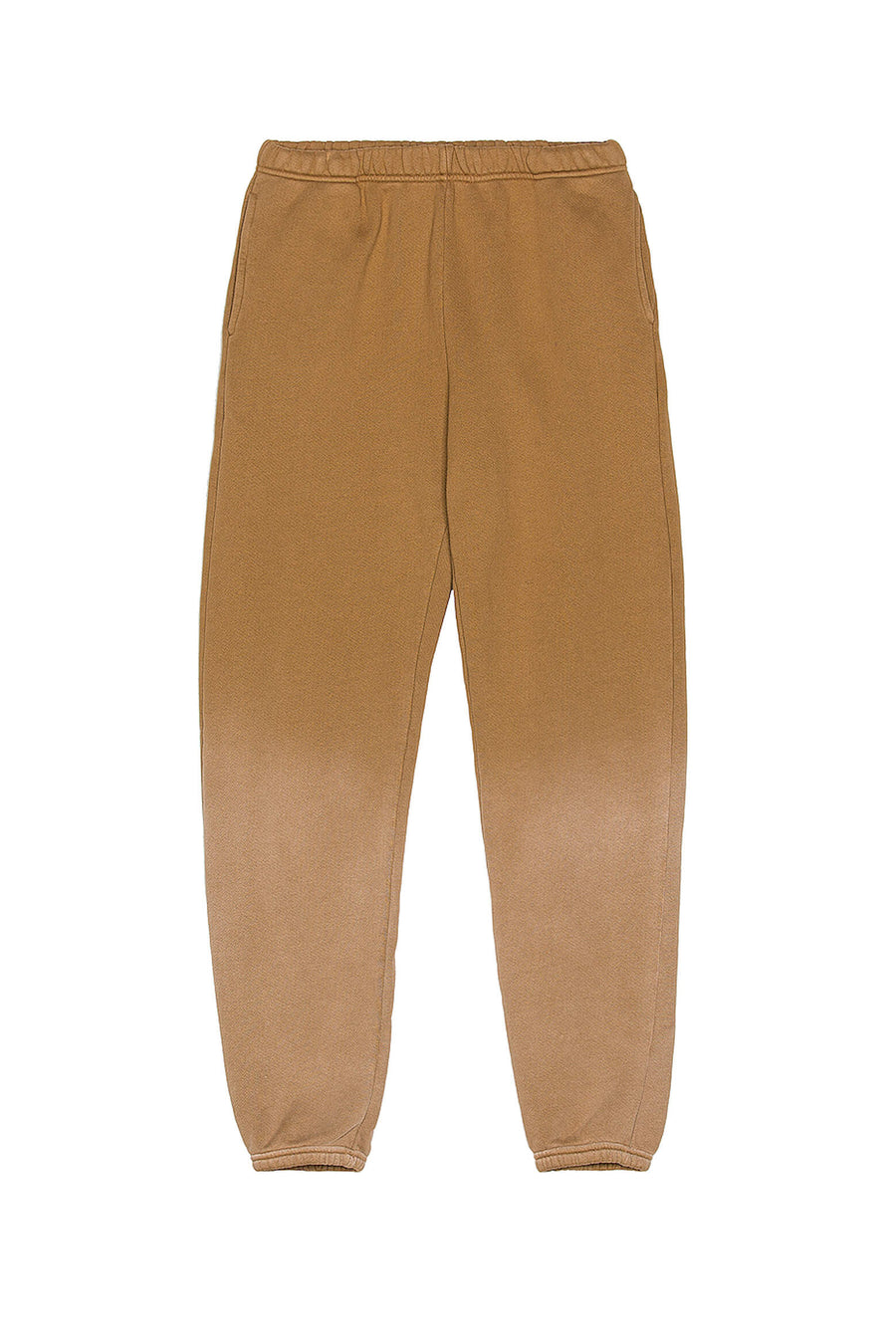 Les Tien Classic Sweatpants in Sand Ombre from The New Trend