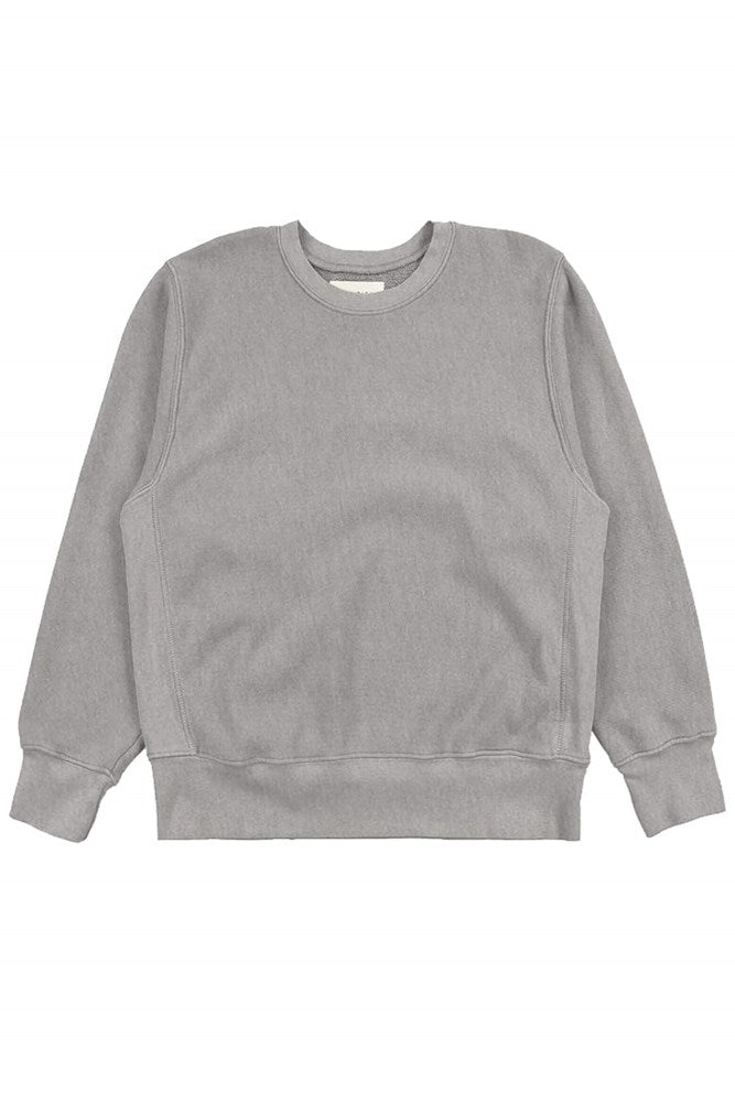 Les Tien Crop Crew in Heather Grey from The New Trend