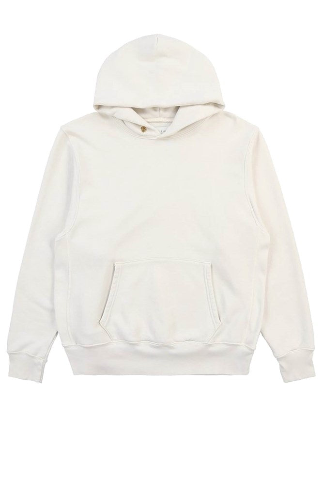 Les Tien Cropped Hoodie in Ivory from The New Trend