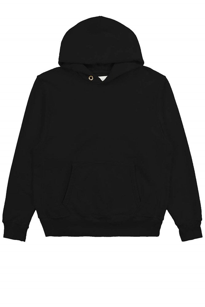 Les Tien Cropped Hoodie in Black from The New Trend