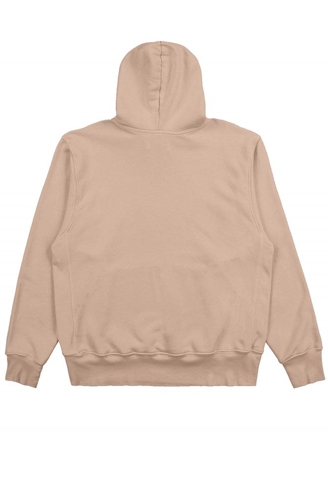 Les Tien Cropped Hoodie in Mauve from The New Trend