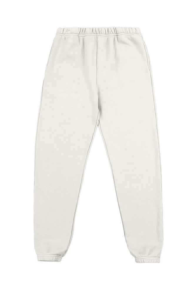 Les Tien Sweatpants in Ivory from The New Trend
