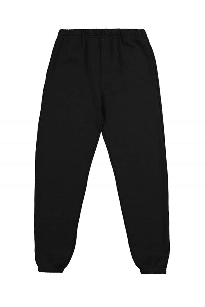 Les Tien Classic Sweatpant in Jet Black from The New Trend