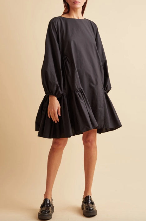 Merlette Byward Dress in Black from The New Trend
