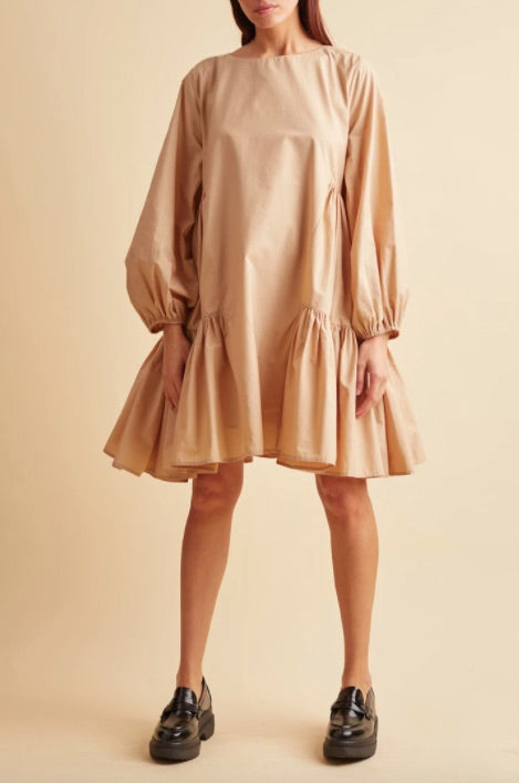 Merlette Byward Dress in Sand from The New Trend