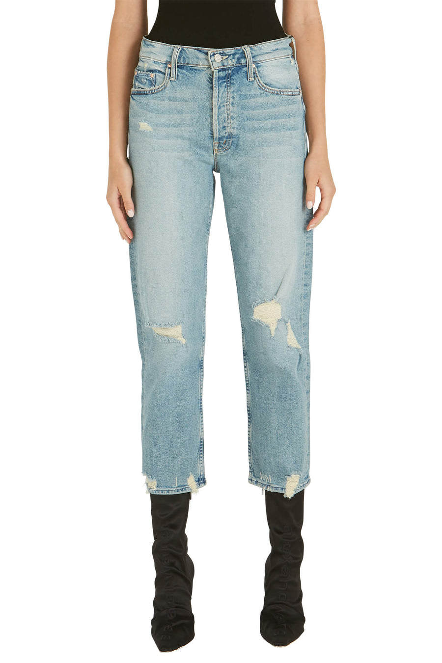 Mother Denim The Tomcat in The Confession from The New Trend  Edit alt text
