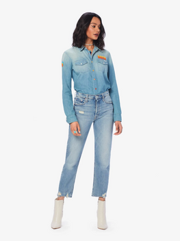 Mother Denim The Tomcat in True Confessions from The New Trend