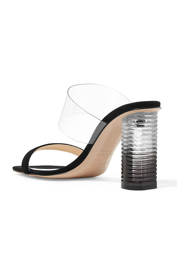 Nicholas Kirkwood 85mm Peggy Mule at The New Trend