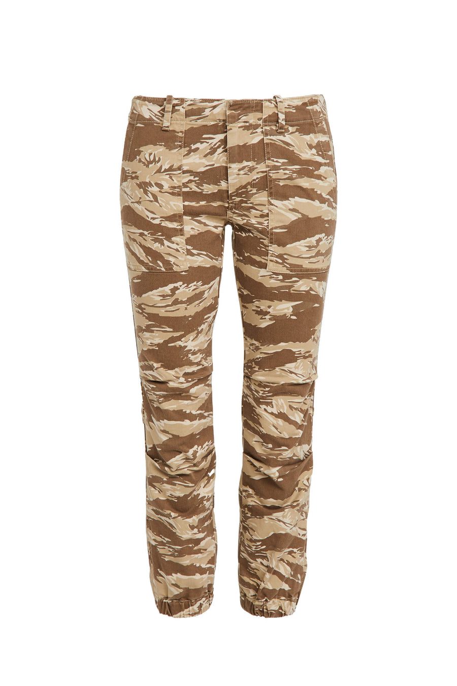 Nili Lotan Cropped French Military Pant from The New Trend