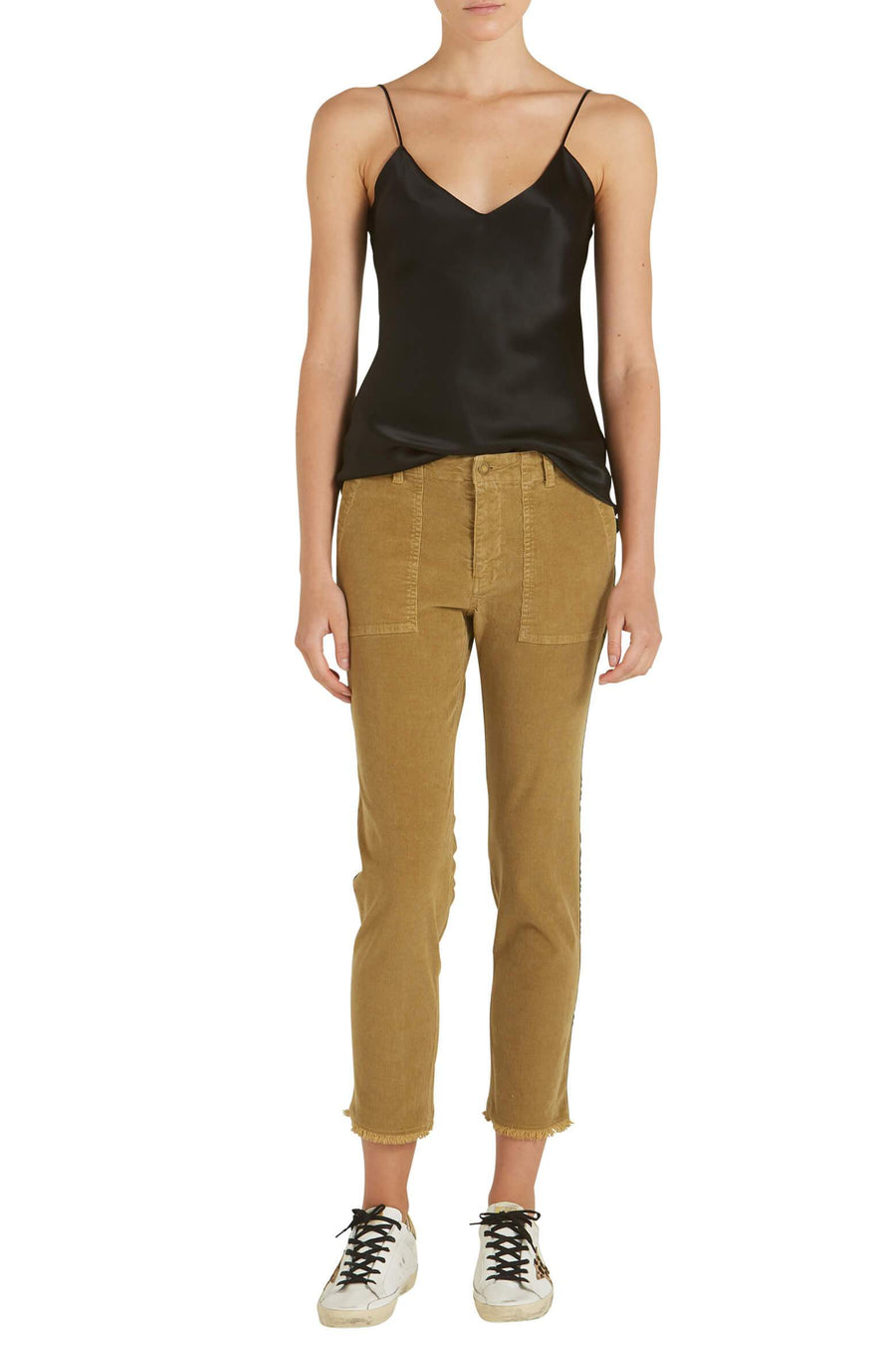 Nili Lotan Jenna Pant With Tape from The New Trend